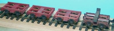 Logcars